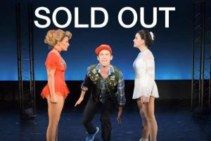 Tracy McDowell, Ryan J MacConnell and Jenna Leigh Green in the NYMF 2015 production