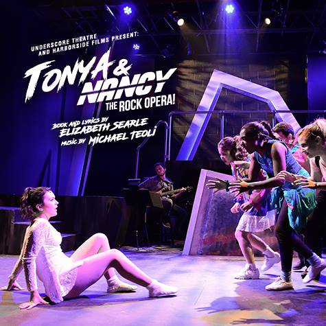 Catch TONYA & NANCY: THE ROCK OPERA in its SIX WEEK RUN in CHICAGO at Theater Wit, produced by UNDERSCORE THEATER with HARBORSIDE FILMS!